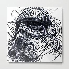 trooper Metal Print