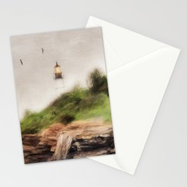 The Light Will Guide You Stationery Cards