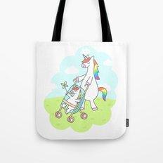 Unicorn Mama Tote Bag