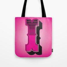 Alphabet I Tote Bag