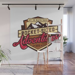 Pocket-Sized Adventures Wall Mural