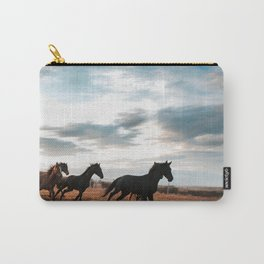 horseplay  Carry-All Pouch