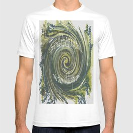 Life is full of twists and turns..take them while you can. T-shirt