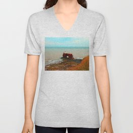 Holy Perch Unisex V-Neck