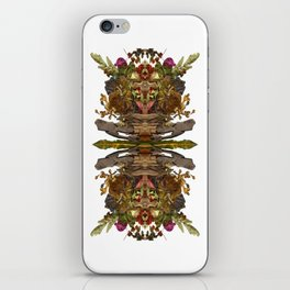 Dry Leaves 2 iPhone Skin