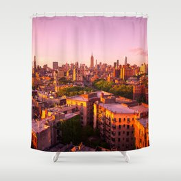 New York, I Love You (West Village Edition) Shower Curtain