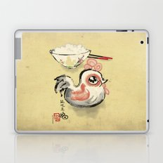 The Asian Chicken Rice Bowl Laptop & iPad Skin