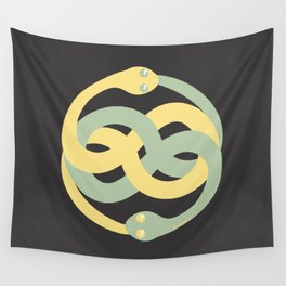 Auryn kawaii Wall Tapestry