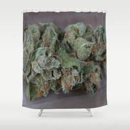 Dr Who Medicinal Medical Marijuana Shower Curtain