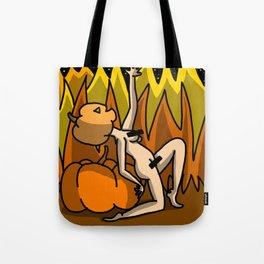 Fall Fairy   Veronica Nagorny Tote Bag
