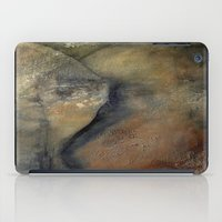 imagerybydianna iPad Cases featuring abstract constructs in villette by Imagery by dianna