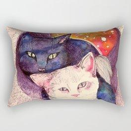 nick & zelda Rectangular Pillow
