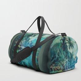 Rammang-Rammang: Alcohol Inks Duffle Bag