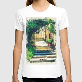 Erice art 8 T-shirt
