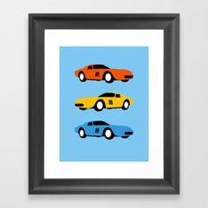 GTO Framed Art Print