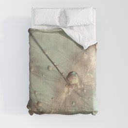 dandelion mint Comforters
