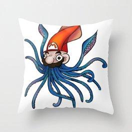 CalaMario Throw Pillow