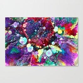 Microcosmos Macro 2 Canvas Print