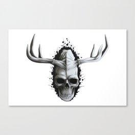 the Beast Canvas Print