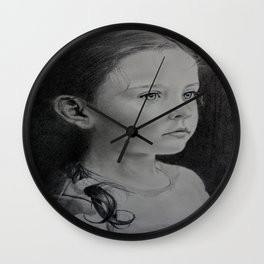 Paris Jackson Wall Clock