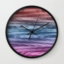 Bodacious Waves Wall Clock