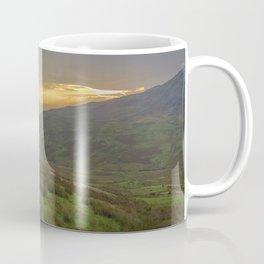 Cumbrian Sunset. Coffee Mug