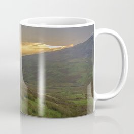 Cumbrian Sunset. Coffee Mug