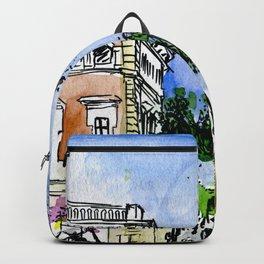 Plaça de la Virreina, Barcelona Backpack