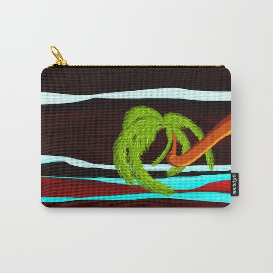 night beach Carry-All Pouch