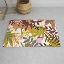 Earthy Forest || Rug