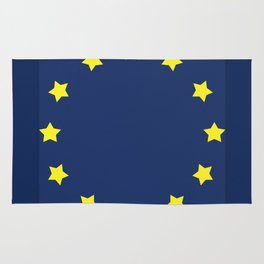 The European   Union Rug