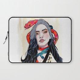 Goddess of Temptation Laptop Sleeve