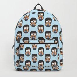 Tina Belcher Pattern Backpack