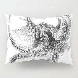 Giant Octopus Pillow Sham