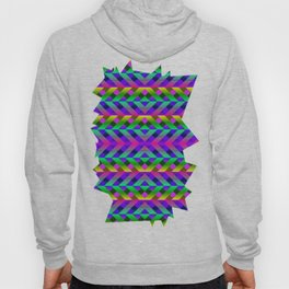 Rainbow Scaffolding Hoody