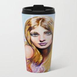 Sharon Metal Travel Mug