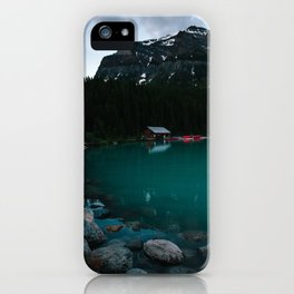 Wade into the Waters iPhone Case