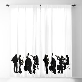 Jazz group Blackout Curtain