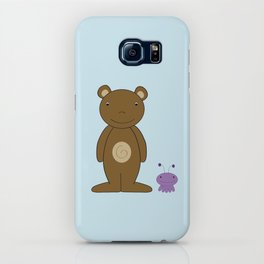 Bear and Dood iPhone Case