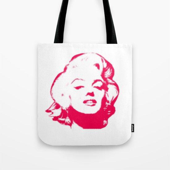 MARILYN POP Tote Bag