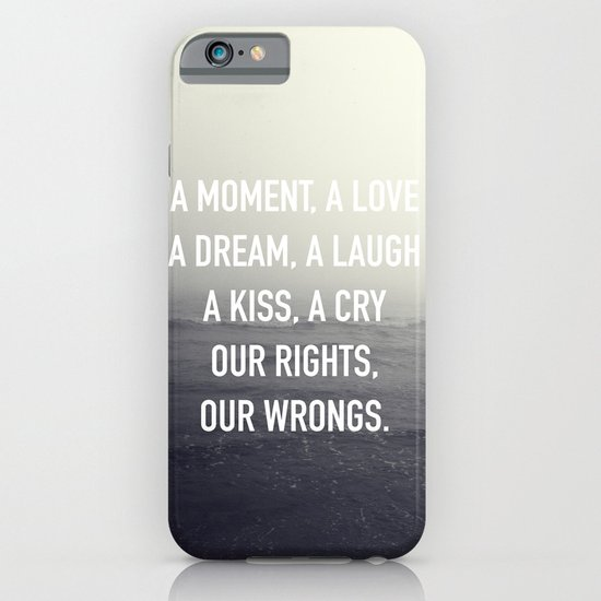 Friends iPhone & iPod Case