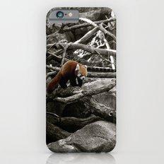 The Lone Red Panda iPhone 6 Slim Case