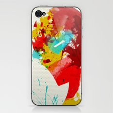 Businessman iPhone & iPod Skin