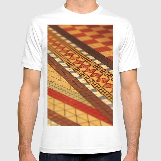 Mosaic Patterns T-shirt