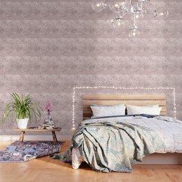 Blush Glitter Dream #1 #shiny #decor #art #society6 Wallpaper