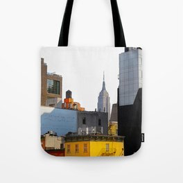 New York City - High Line to Empire Tote Bag