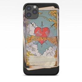 Halsey Heart Tarot card iPhone Case