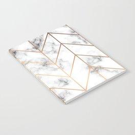 Marble Geometry 057 Notebook