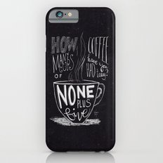 None Plus Five iPhone 6 Slim Case