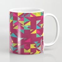 chaos Mugs featuring Chaos by Arcturus